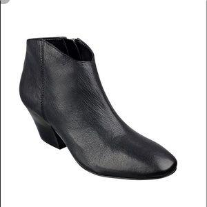 "Ivanka Trump ""Rabboer"" leather sleek bootie"
